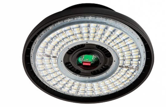 INTERLight LED Vision Highbay met sensor